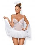 """""""Swangel"""" 3-in-1 Kostüm: Engel, Ballerina und Body Obsessive"""