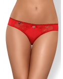"""Rote Panties """"Heartina"""" von Obsessive"""