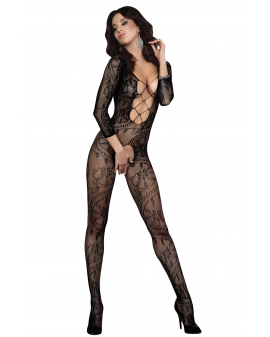Bodystocking Zita Black LC 17199
