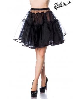 Oktoberfest Wiesn Dirndl Petticoat schwarz von Belsira