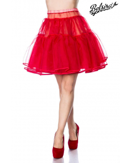 Oktoberfest Wiesn Dirndl Petticoat rot von Belsira